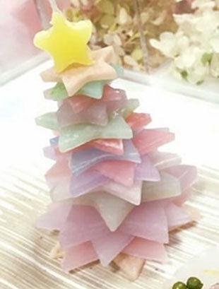 【週末工作教室】クリスマスキャンドルをつくろう!   イーアスつくば