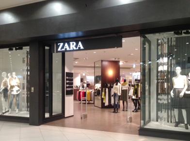 ZARAイメージ画像